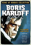 Icons of Horror - Boris Karloff