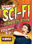 Classic Sci-Fi Ultimate Collection 1 & 2
