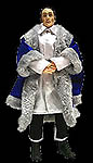 Vincent Price 12 inch Figure from The Raven - by NECA