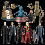 Doctor Who Action Figures 10-Pack