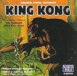 King Kong - The Complete 1933 Film Score - Moscow Symphony