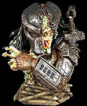 Predator Defeated Bust