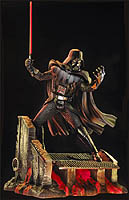 Star Wars Cinemascape Darth Vader Statue by Hasbro